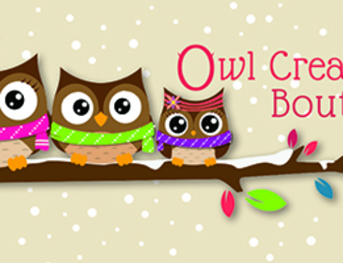 Owl Creations Boutique Logo Design