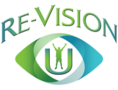 Re-Vision U Logo Design