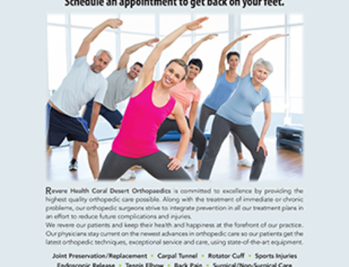 Revere Health Flyer Design