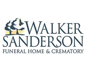 Walker Sanderson Funeral Home Logo Design