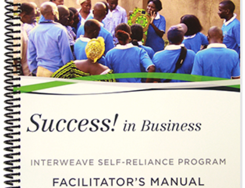 "Interweave Solutions ""Success In Business"" Facilitator's Manual"