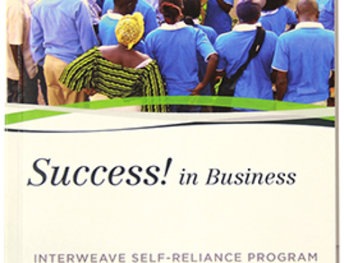 "Interweave Solutions ""Success In Business"" Participant's Booklet"