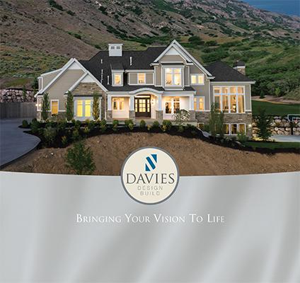 Davies Development Brochure Design
