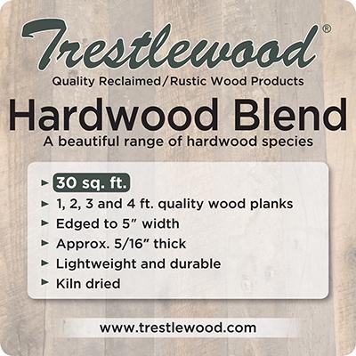 Trestlewood Box Label Design