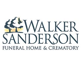 Walker Sanderson Funeral Home Logo Design
