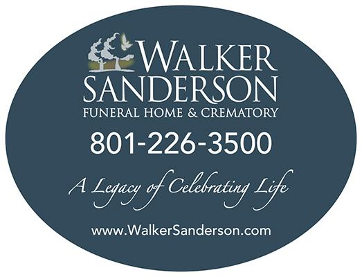 Walker Sanderson Funeral Home Label Design