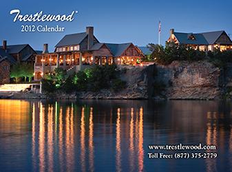 2012 12-Month Trestlewood Calendar