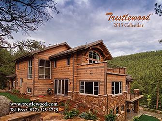 2013 12-Month Trestlewood Calendar