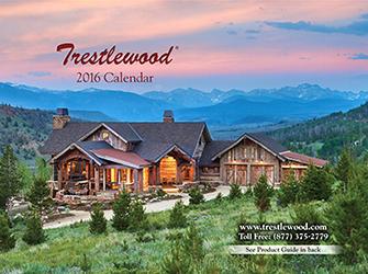 2016 12-Month Trestlewood Calendar